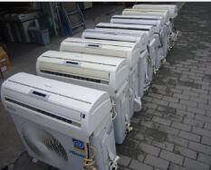 济南挂机空调回收