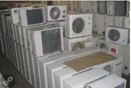 济南高价回收中央空调、家用空调、冷库制冷设备