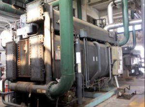 济南制冷设备回收 回收二手溴化锂机组离心机组螺杆机回收